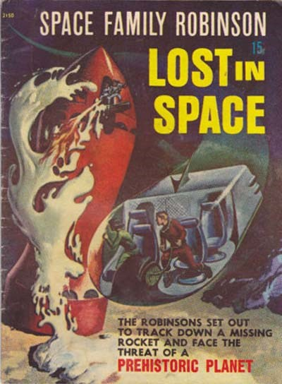 Space Family Robinson Lost in Space (Magman, 1971) #2150 (1971)