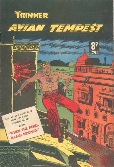Little Trimmer Comic (Approved, 1950 series) #18 ([May 1952?]) —Avian Tempest