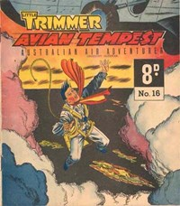 Little Trimmer Comic (Approved, 1950 series) #16 — Untitled (Cover)