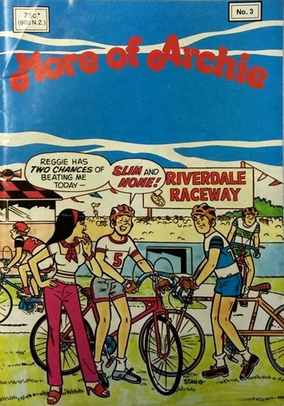 More of Archie (Yaffa, 1980? series) #3 (March 1980)