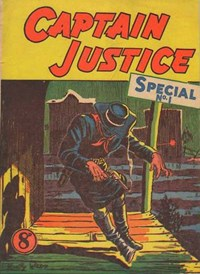 Captain Justice Special (New Century, 1953 series) #1 ([1953?])