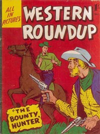 Western Roundup (Junior Readers, 1956 series) #1