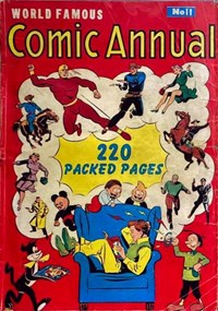 World Famous Comic Annual (Atlas, 1952? series) #11 ([June 1957?])