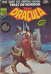 Tales of Horror Dracula (Newton, 1975 series) v1#12 ([February 1976?])