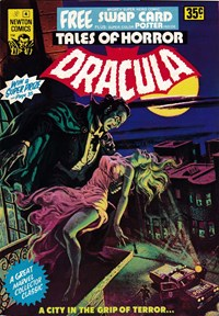 Tales of Horror Dracula (Newton, 1975 series) #4 (September 1975)