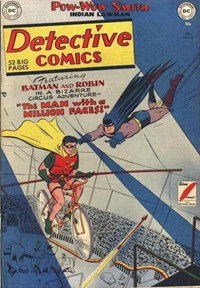 Detective Comics (DC, 1937 series) #166 (December 1950)