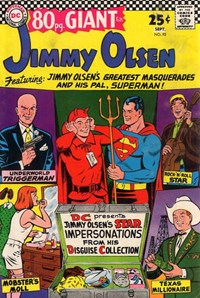 Superman's Pal, Jimmy Olsen (DC, 1954 series) #95 — Untitled