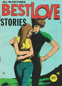 Best Love Stories (Yaffa/Page, 197-? series) #7 — Untitled