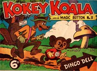 Kokey Koala and His Magic Button (Elmsdale Publications, 1947 series) #11