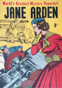 Jane Arden (Atlas, 1954 series) #19