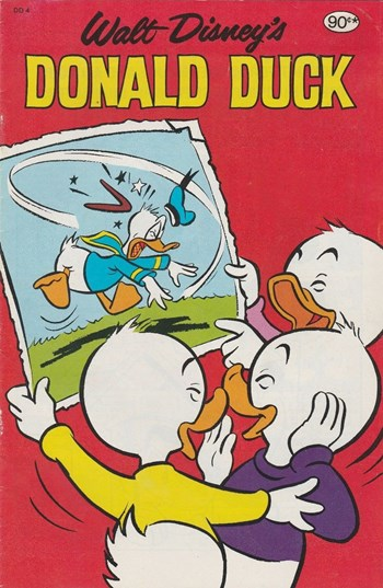 Walt Disney's Donald Duck (Magman, 1984 series) #DD 4  ([1984?])