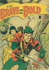 The Brave and the Bold (Colour Comics, 1956 series) #19 ([August 1957?])
