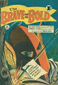 The Brave and the Bold (Colour Comics, 1956 series) #22 ([December 1957?])