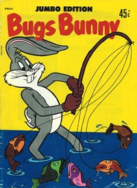 Bugs Bunny Jumbo Edition (Rosnock/SPPL, 1976) #46010 — Untitled (Cover)