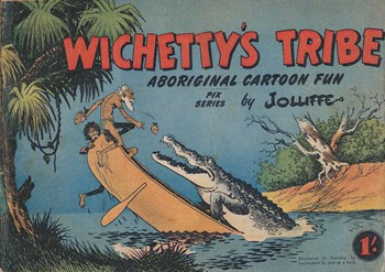 Wichetty's Tribe Aboriginal Cartoon Fun