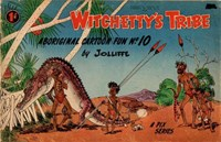 Witchetty's Tribe Aboriginal Cartoon Fun (Sungravure, 1955 series) #10 ([1958?])