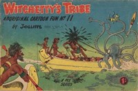 Witchetty's Tribe Aboriginal Cartoon Fun (Sungravure, 1955 series) #11 ([1958?])
