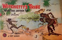 Witchetty's Tribe Aboriginal Cartoon Fun (Sungravure, 1955 series) #16 ([1960?])