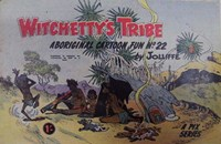 Witchetty's Tribe Aboriginal Cartoon Fun (Sungravure, 1955 series) #22 ([April 1962?])
