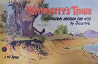 Witchetty's Tribe Aboriginal Cartoon Fun (Sungravure, 1955 series) #29 ([August 1964?])