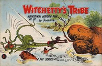 Witchetty's Tribe Aboriginal Cartoon Fun (Sungravure, 1955 series) #31 ([April 1965?])