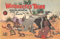 Witchetty's Tribe Aboriginal Cartoon Fun (Sungravure, 1955 series) #33 ([1966?])