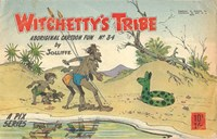 Witchetty's Tribe Aboriginal Cartoon Fun (Sungravure, 1955 series) #34 (1966)
