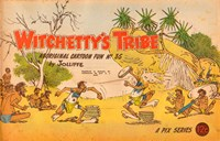 Page 1—Witchetty's Tribe Aboriginal Cartoon Fun (Sungravure, 1955 series) #35  (1966)