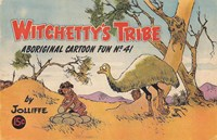 Witchetty's Tribe Aboriginal Cartoon Fun (Sungravure, 1955 series) #41 ([1968?])