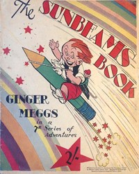 "The ""Sunbeams"" Book (Associated Newspapers, 1924 series) #7 ([1930?]) —Ginger Meggs"