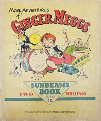 "The ""Sunbeams"" Book (Associated Newspapers, 1924 series) #12 ([1935]) —Ginger Meggs"