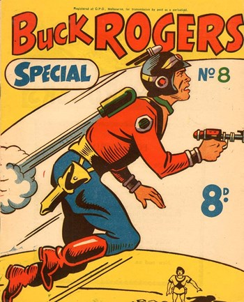 Buck Rogers Special (Southdown Press, 1950? series) #8  ([1951?])