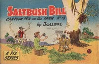 Saltbush Bill Cartoon Fun on the Farm (Sungravure, 1947 series) #16 — Untitled