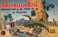 Saltbush Bill Cartoon Fun on the Farm (Sungravure, 1947 series) #22 — Untitled