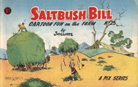 Saltbush Bill Cartoon Fun on the Farm (Sungravure, 1947 series) #23 — Untitled