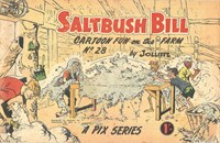 Saltbush Bill Cartoon Fun on the Farm (Sungravure, 1947 series) #28 — Untitled