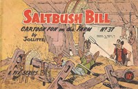 Saltbush Bill Cartoon Fun on the Farm (Sungravure, 1944 series) #37 — Untitled