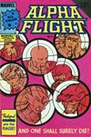 Alpha Flight (Federal, 1983? series) #7 ([1986?])