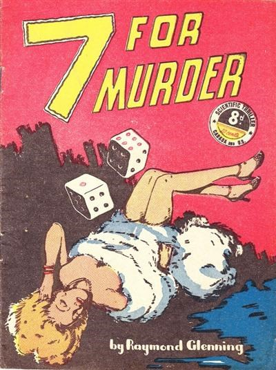 7 for Murder (Transport, 1951)  (May 1951)