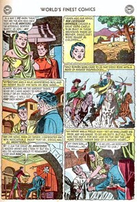 World's Finest Comics (DC, 1941 series) #59 — The Men Who Stole Roads (page 5)