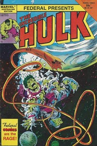 The Incredible Hulk (Federal, 1984 series) #9