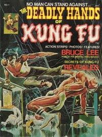 The Deadly Hands of Kung Fu (Yaffa, 1978? series) #1