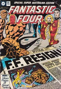 Fantastic Four (Yaffa/Page, 1977 series) #191 — F.F. Resign!