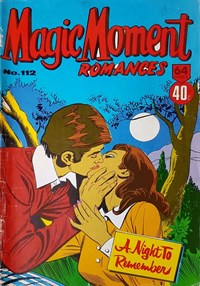 Magic Moment Romances (KG Murray, 1973 series) #112