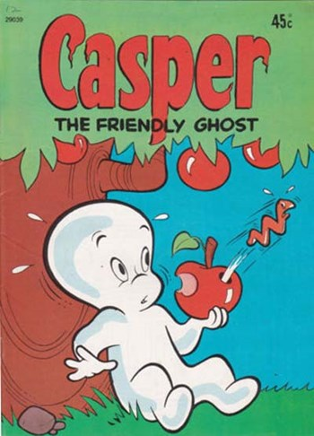 Casper the Friendly Ghost