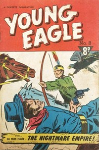 Young Eagle (Cleland, 1953? series) #8