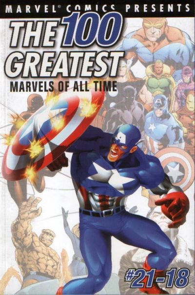 The 100 Greatest Marvels of All Time (Marvel, 2001 series) #2 (December 2001)