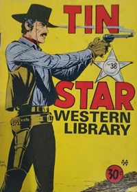Tin Star Western Library (Yaffa/Page, 1975? series) #38 — Untitled