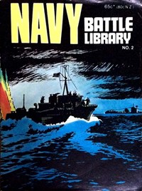 Page 1—Navy Battle Library (Yaffa/Page, 1978? series) #2  ([1979?])