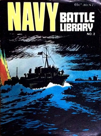 Navy Battle Library (Yaffa/Page, 1978? series) #2 ([1979?])